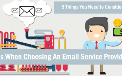 5 Tips When Choosing an Email Service Provider